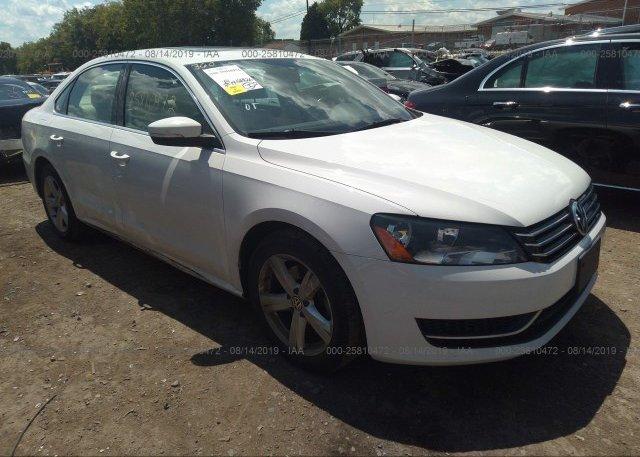 Inventory #583495754 2013 Volkswagen PASSAT
