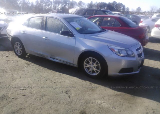 Inventory #700844860 2013 Chevrolet MALIBU
