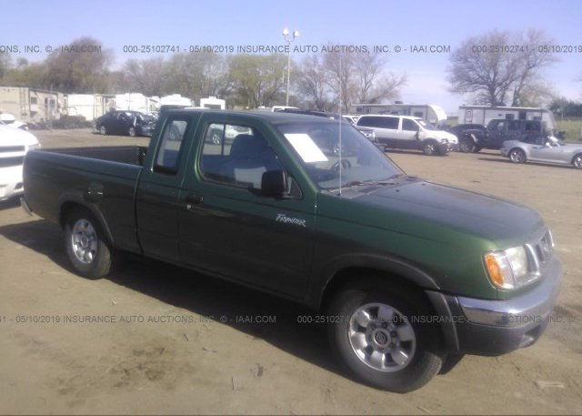 Inventory #402521291 1998 Nissan FRONTIER