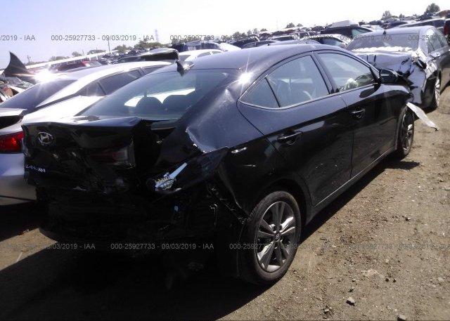 2018 Hyundai ELANTRA - 5NPD84LF8JH265528