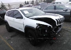 2018 JEEP CHEROKEE - 1C4PJMBXXJD512811 Left View