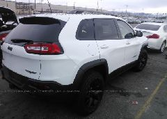 2018 JEEP CHEROKEE - 1C4PJMBXXJD512811 rear view