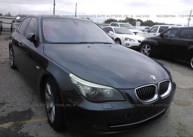 Inventory #770231098 2008 BMW 535