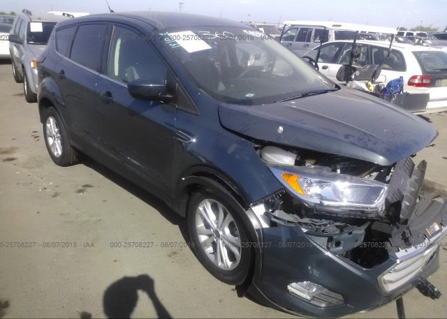 Inventory #746980380 2019 FORD ESCAPE
