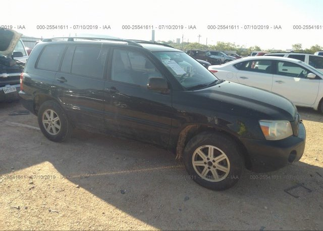 Inventory #133768907 2006 Toyota HIGHLANDER