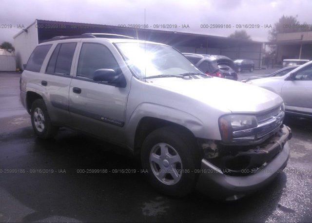 Inventory #905600734 2003 Chevrolet TRAILBLAZER