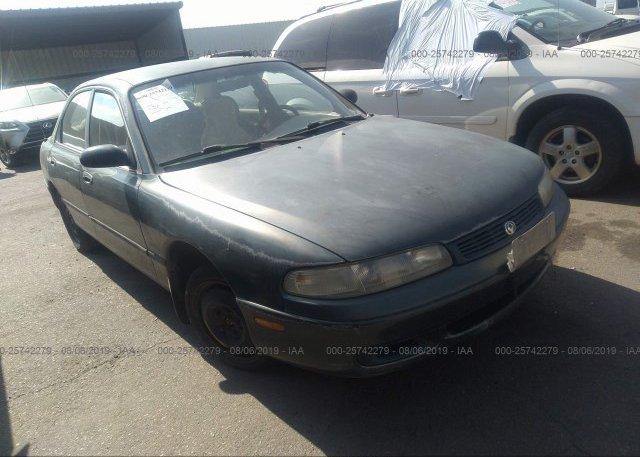 Mazda Dealership San Diego >> 1yvge22c1s5371879 Clear Dealer Only Green Mazda 626 At