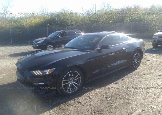 из сша 2016 FORD MUSTANG 1FA6P8TH8G5255214