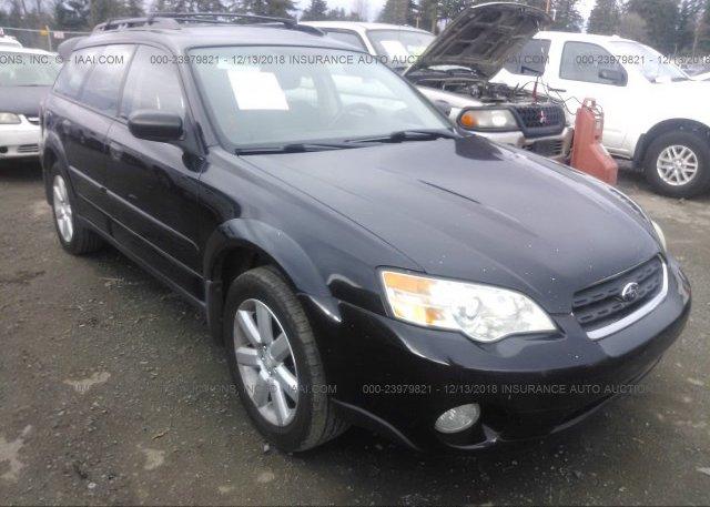Inventory #253655834 2006 Subaru LEGACY