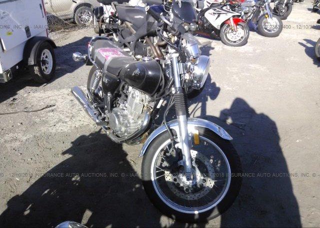 Jyarh04e7ga001068 Bill Of Sale Black Yamaha Sr400 At Medford Ny On