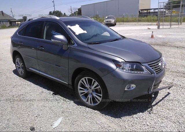 Inventory #502074284 2013 Lexus RX