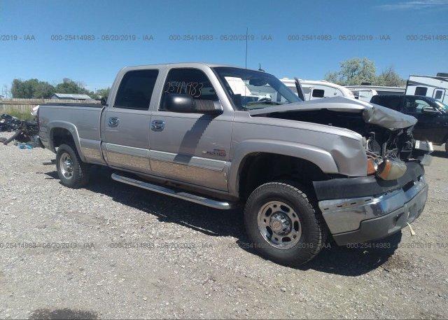 Inventory #529481717 2004 Chevrolet SILVERADO