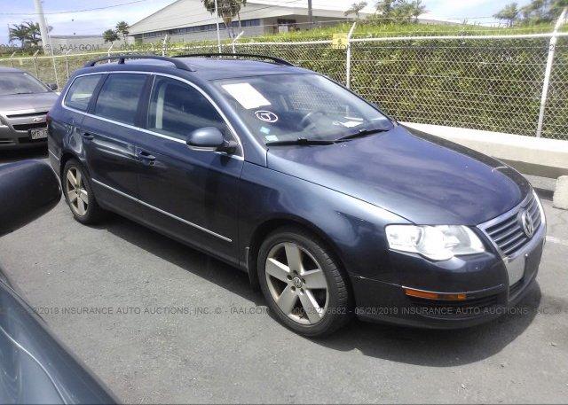 Inventory #258285292 2008 Volkswagen PASSAT