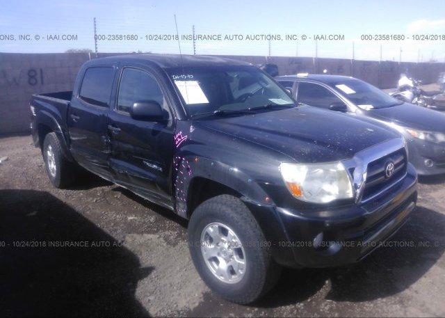 Inventory #761536304 2007 Toyota TACOMA