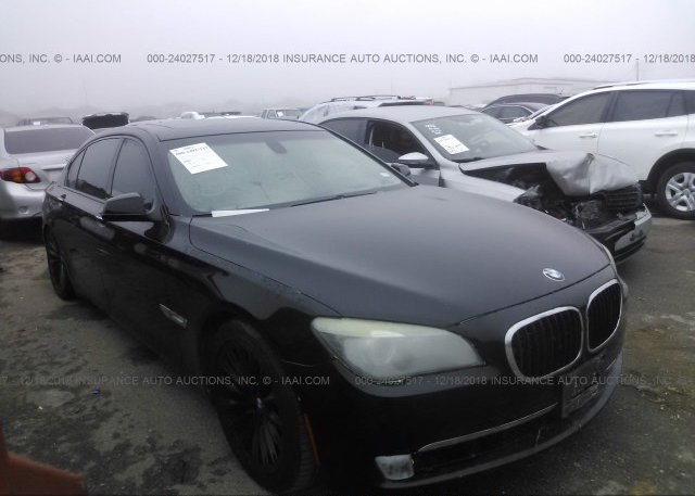 Inventory #742379312 2009 BMW 750