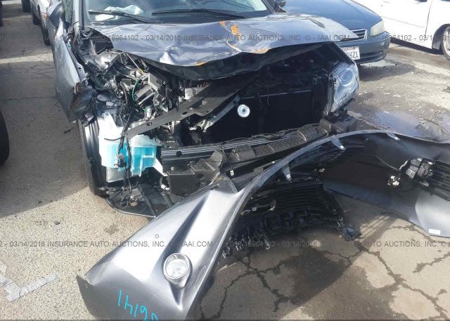 Bidding Ended On Jthbk1gg6f2177577 Salvage Lexus Es350 At Fremont