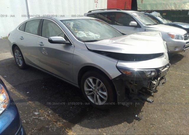 Inventory #150789977 2016 Chevrolet MALIBU