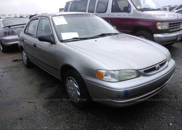 Inventory #661371813 2000 Toyota COROLLA