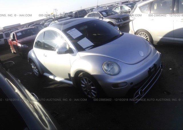 Inventory #276920446 2004 Volkswagen NEW BEETLE