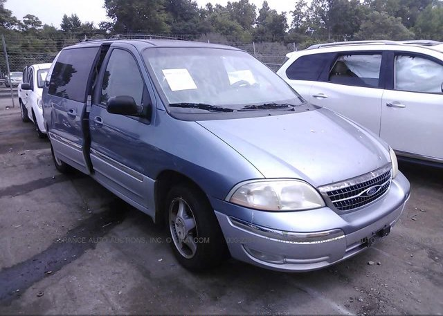 Inventory #833068032 2000 FORD WINDSTAR