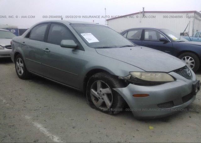 Inventory #386940096 2004 Mazda 6