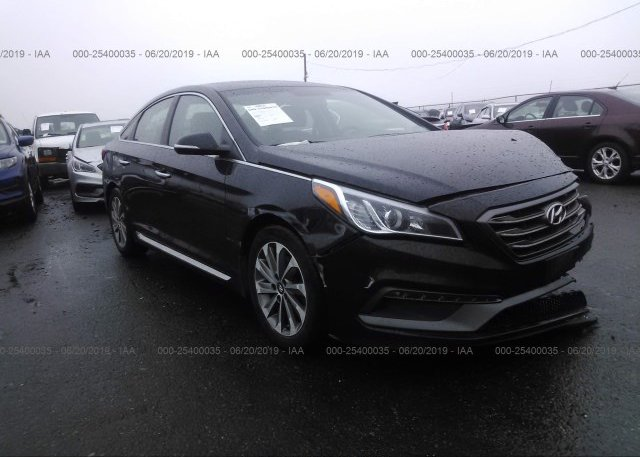 Inventory #847490209 2017 Hyundai SONATA