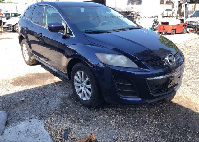 Inventory #936834142 2010 Mazda CX-7