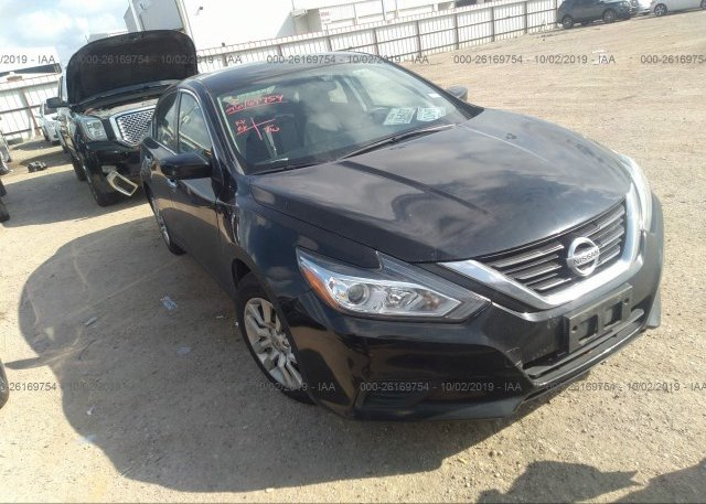 Inventory #390411015 2017 Nissan ALTIMA