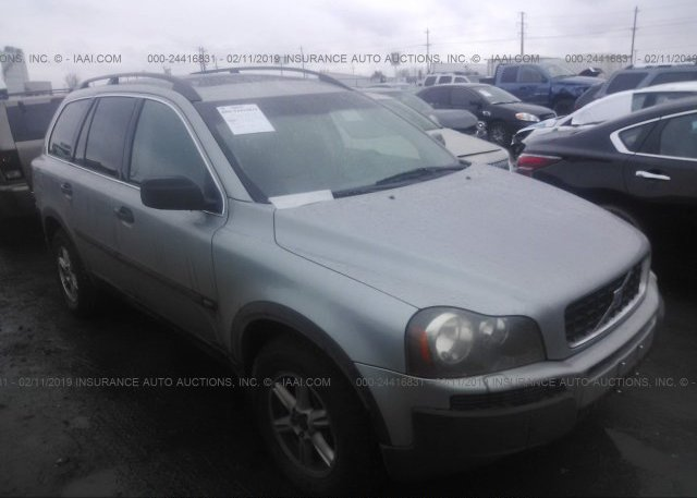 Inventory #913126604 2003 Volvo XC90