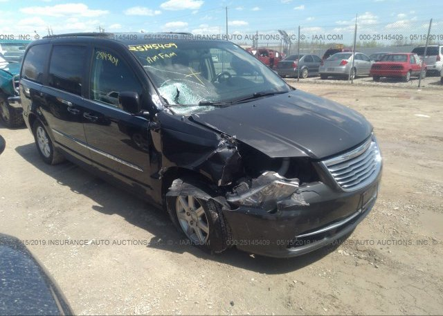 Inventory #811265156 2011 Chrysler TOWN & COUNTRY