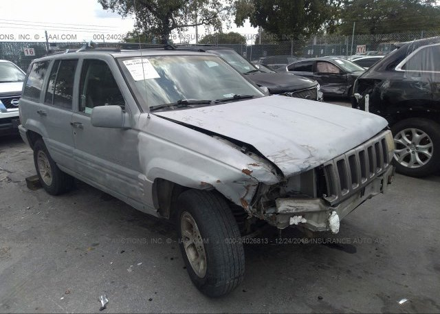 Inventory #163464647 1998 JEEP GRAND CHEROKEE