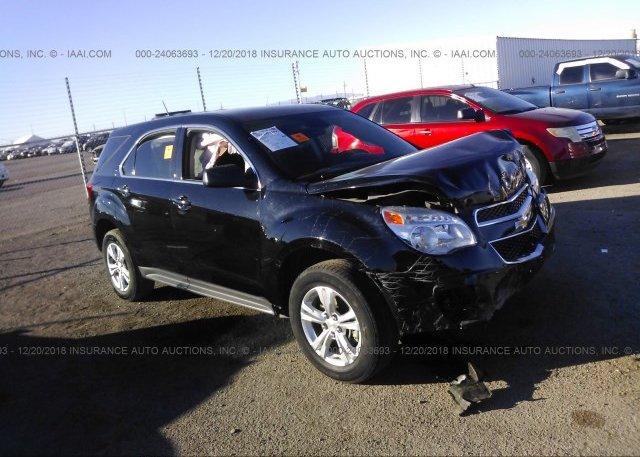 Inventory #977062436 2015 Chevrolet EQUINOX