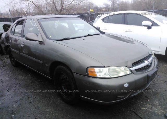 Inventory #567715519 2001 Nissan ALTIMA