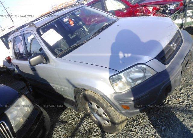 Inventory #607554055 1999 Honda CR-V