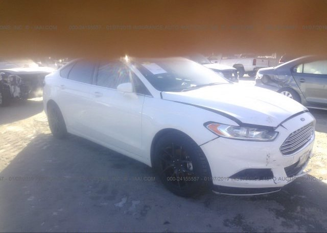 Inventory #797831754 2016 FORD FUSION
