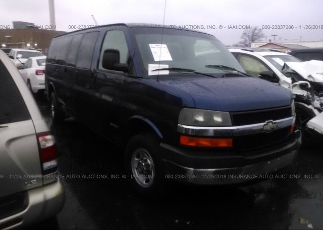 Inventory #597566150 2004 Chevrolet EXPRESS G3500