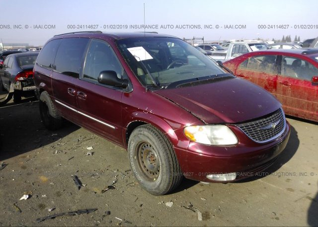 Inventory #850901987 2002 CHRYSLER TOWN & COUNTRY