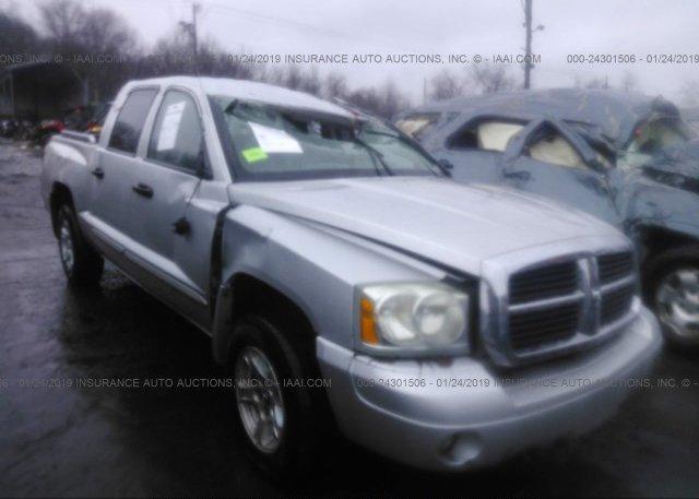 Inventory #982271191 2005 Dodge DAKOTA