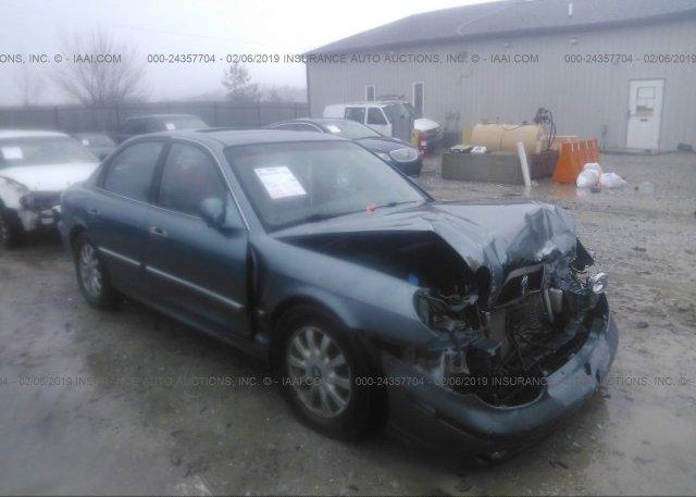 Inventory #265131875 2005 Hyundai SONATA