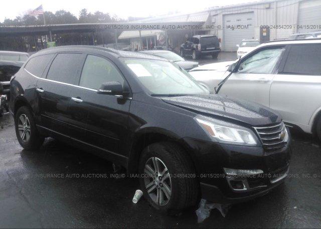 Inventory #541998211 2016 Chevrolet TRAVERSE