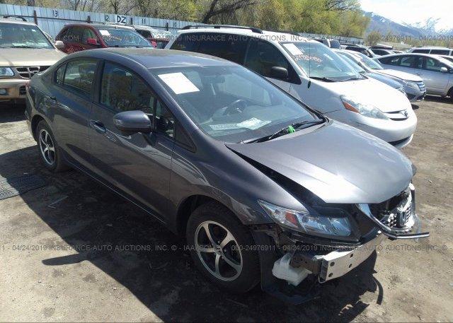 Inventory #291402986 2015 Honda CIVIC