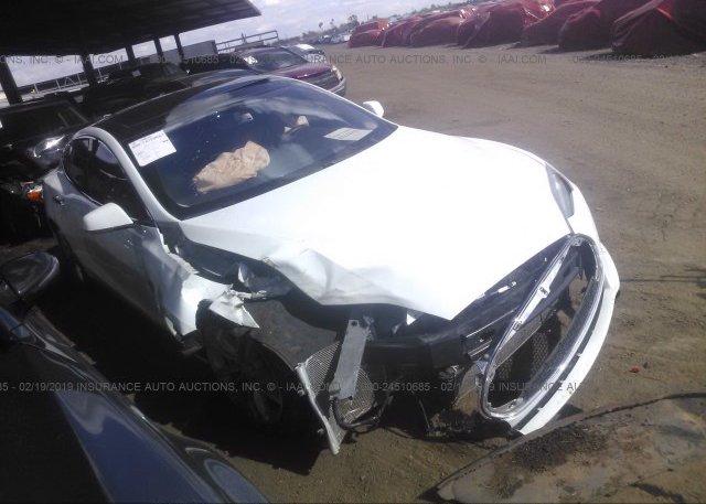 Inventory #643188186 2013 Tesla MODEL S