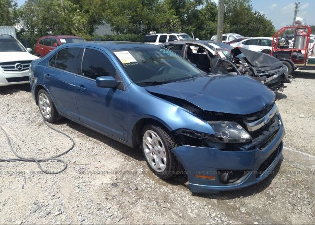 Inventory #540189380 2010 FORD FUSION