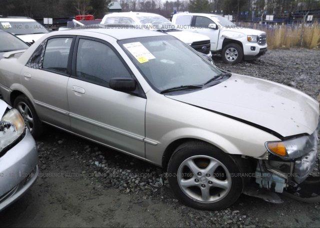 Inventory #348675499 2001 Mazda PROTEGE