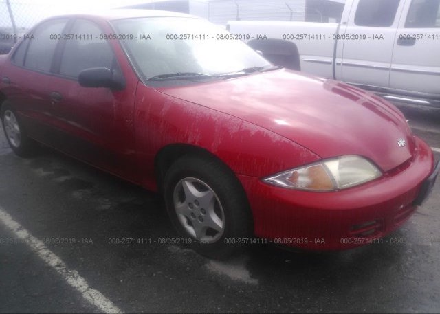 Inventory #239419167 2000 Chevrolet CAVALIER