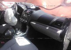 2014 Subaru FORESTER - JF2SJAEC6EH469778 close up View