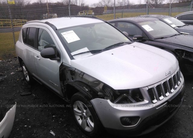 Inventory #846922476 2011 JEEP COMPASS