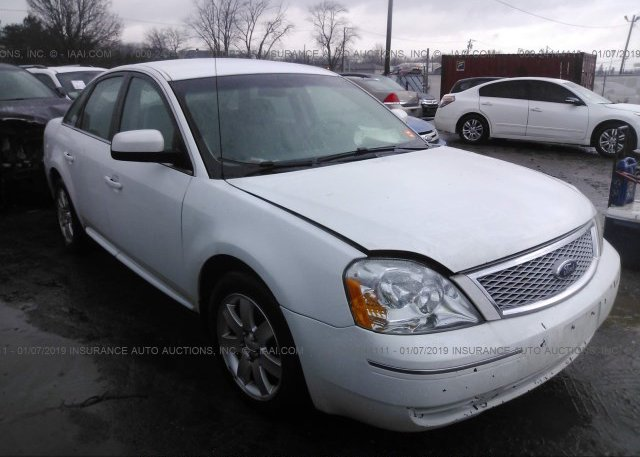 Inventory #483922064 2007 FORD FIVE HUNDRED