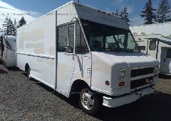 2002 WORKHORSE CUSTOM CHASSIS FORWARD CONTROL C - 5B4KP42R623342728 Left View