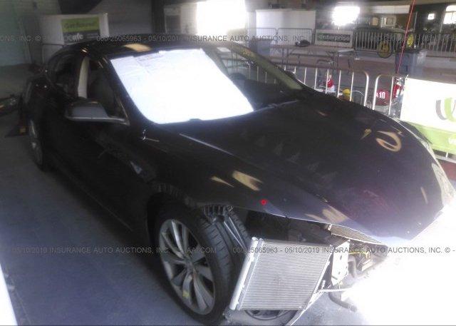Inventory #650821034 2015 Tesla MODEL S